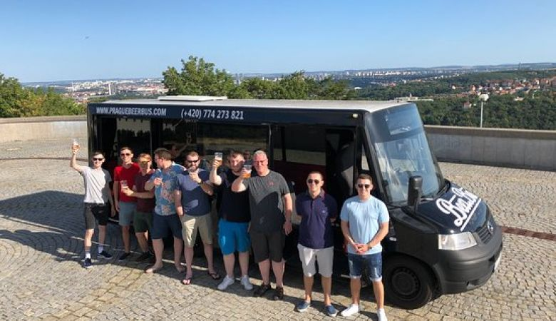 Crazy Stag Prague - BEER BUS