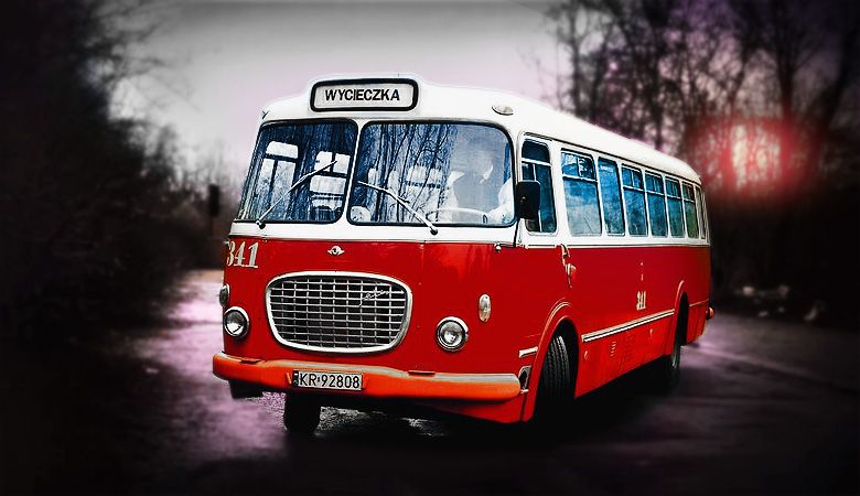 Crazy Stag Krakow - COMMUNIST BUS