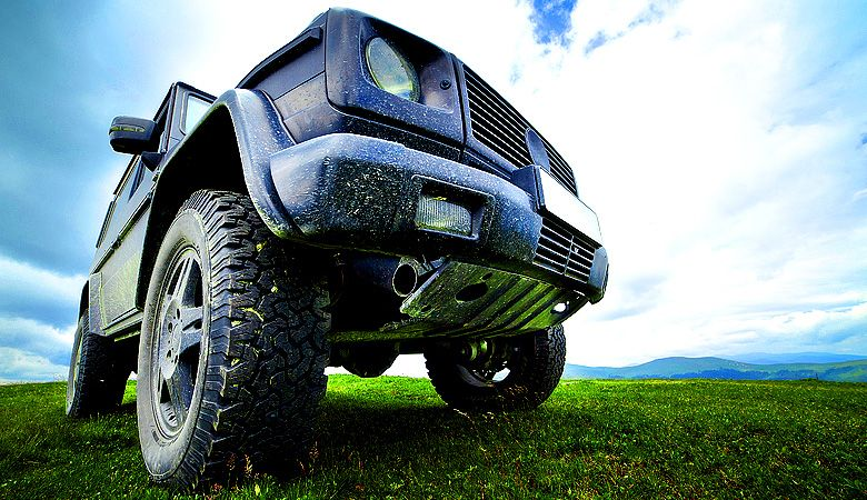 Crazy Stag Wroclaw - 4x4 OFFROAD